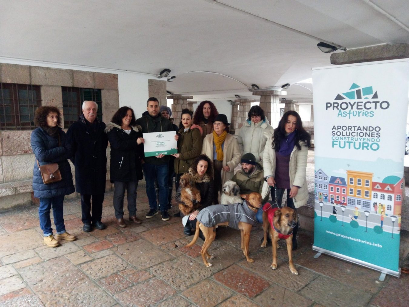 La Asociación Huellas del Sella gana el Proyecto Asturies
