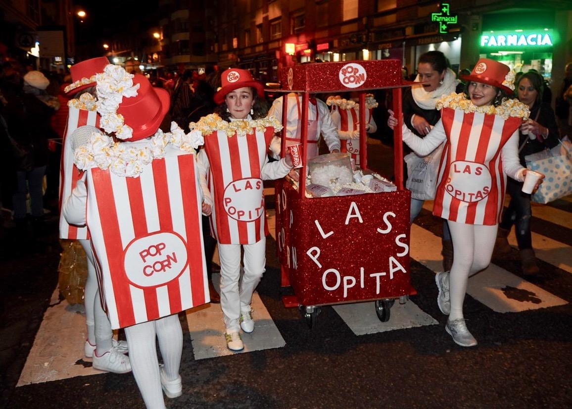 Hoy comienza el desenfrenado calendario de Carnaval en el oriente de Asturias