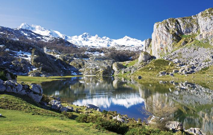 El Partido Popular lleva al Senado una propuesta para declarar a los Picos de Europa Patrimonio de la Humanidad