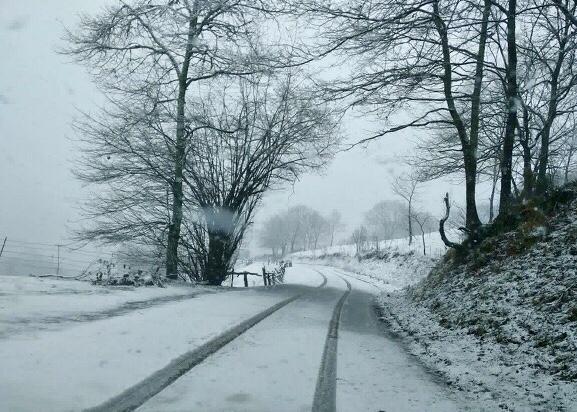 La AEMET anuncia nevadas de hasta 30cm a partir de los 700m en los Picos de Europa
