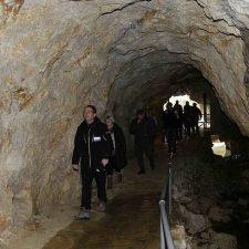 La temporada turística 2019 en la cueva de Tito Bustillo comenzará el 1 de marzo