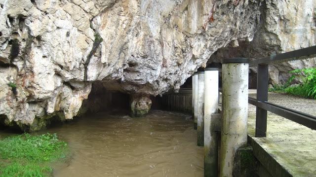 La cueva Tito Bustillo de Ribadesella reanudará mañana su actividad turística tras el obligado cierre por inundación
