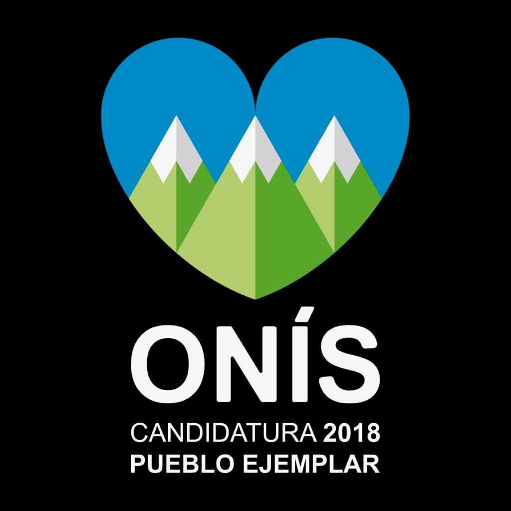 Onís presenta el logotipo de su candidatura al Premio Pueblo ...
