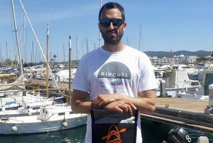 Walter Bouzán participará en la COPA del Mundo de Surfski de Lanzarote