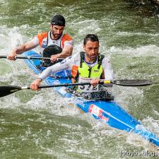 Bouzán-Estomba también ganan el Descenso del Piloña-Sella