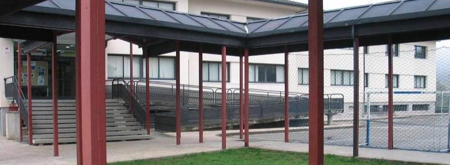 Educación reducirá el servicio de comedor en el Instituto de Arriondas para el próximo curso