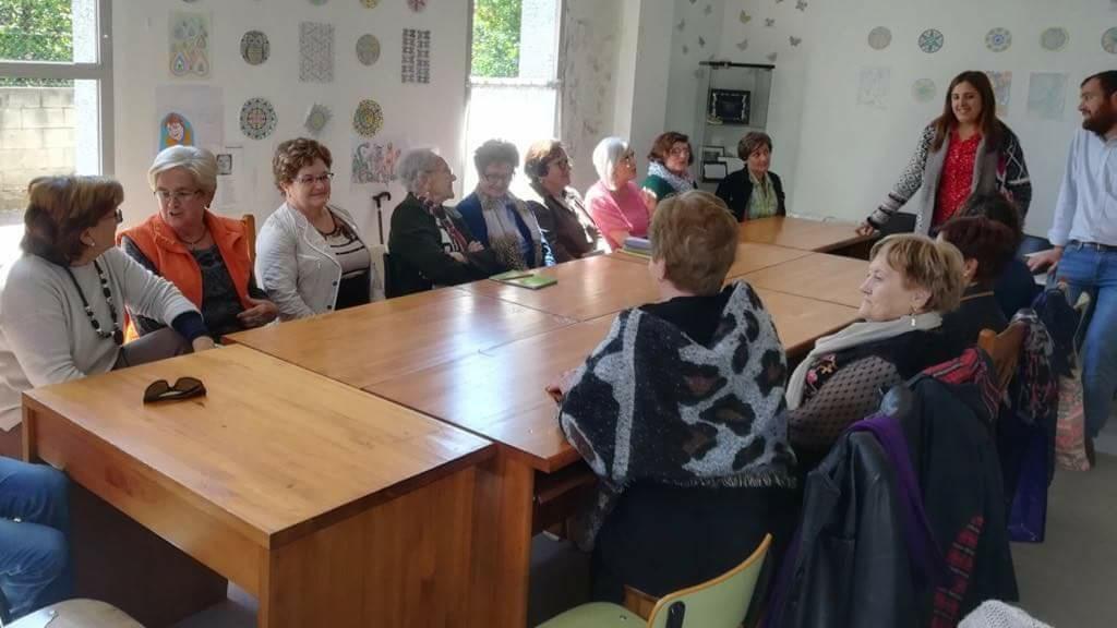 La tercera edición del Programa Tiempo Propio de Piloña comienza con la participación de mas de 30 mujeres