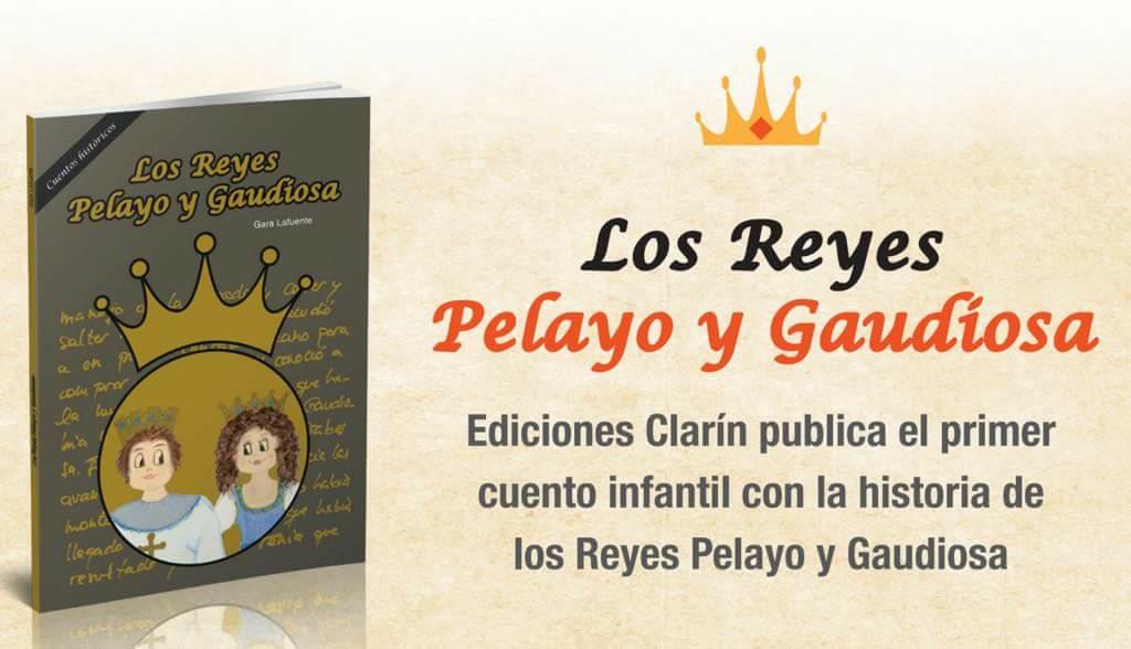 El primer cuento infantil sobre los reyes Pelayo y Gaudiosa llega en el 1.300 aniversario de la Batalla de Covadonga