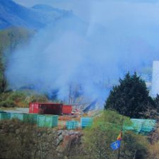 El alcalde de Ribadedeva afirma que la planta de El Peral es incompatible con la normativa urbanística