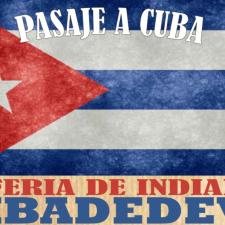 La Feria de Indianos de Colombres estará dedicada a Cuba