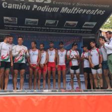 La K4 Española de Pérez-Llorens-Becerro-Castañón gana en Valladolid