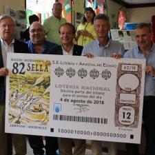 La Lotería Nacional del 4 de agosto estará dedicada al Descenso del Sella
