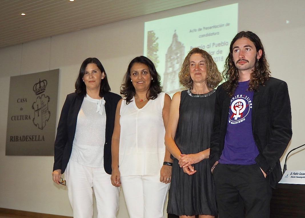 La riosellana parroquia de Moru ya sueña con el Premio Pueblo Ejemplar de Asturias 2018