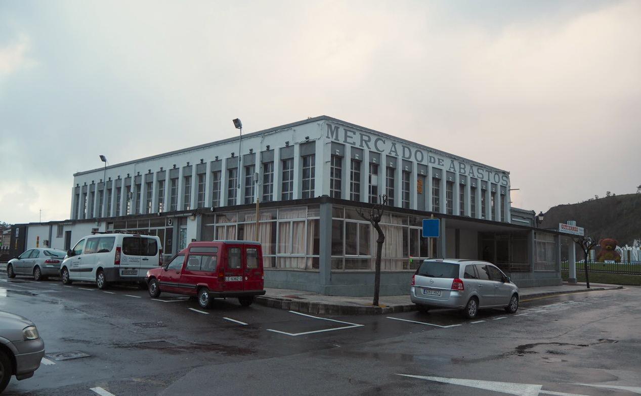 Rehabilitar la Plaza de Abastos de Ribadesella cuesta 700.000 euros