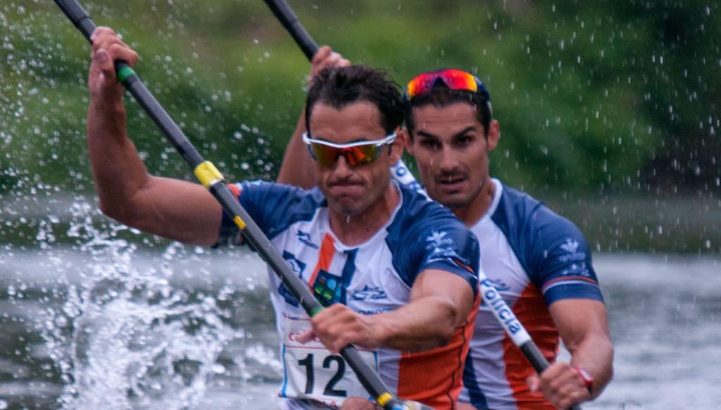 Walter y Fiuza vuelven a la competición este sábado en el 40º Descenso del Río Piloña