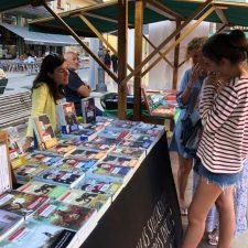 La Fantabulosa Feria del Libro de Ribadesella se suspende hasta nuevo aviso
