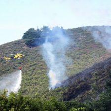 Piden 42 meses de cárcel para un vecino de Llanes por provocar un incendio en el Cuera y Purón