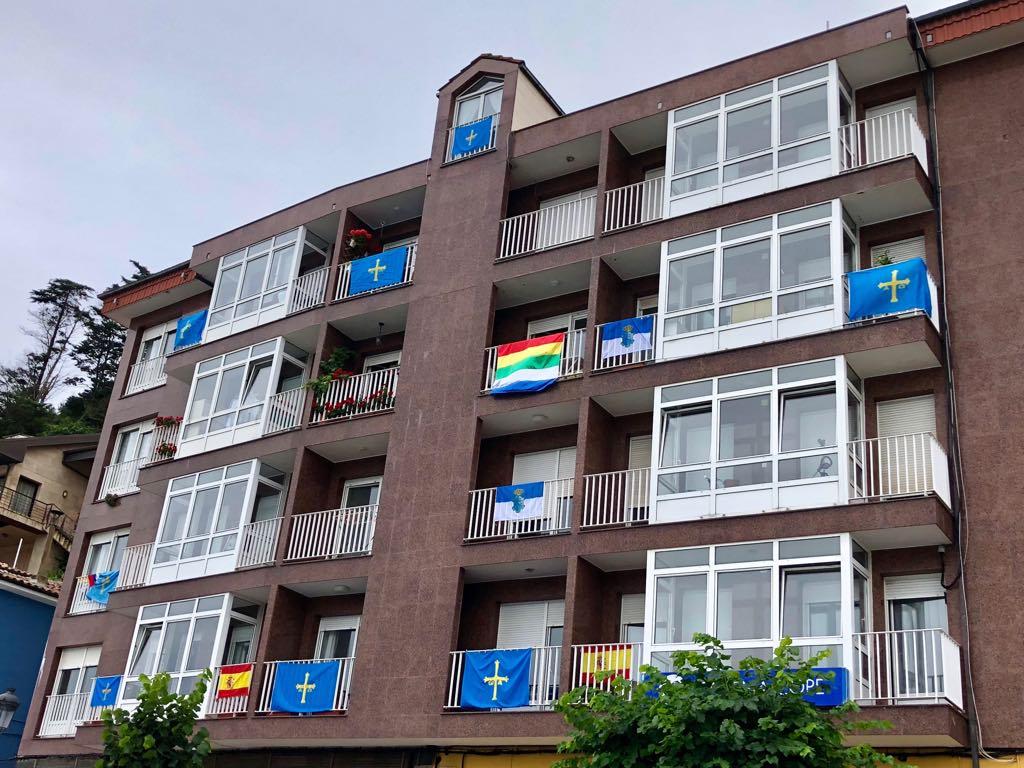 Arriondas y Ribadesella competirán por tener las mejores fachadas engalanadas en Piragües