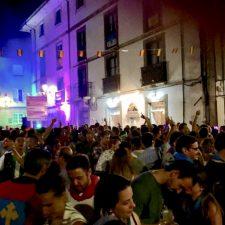 Estado y Principado movilizan mas de 600 efectivos para mantener la seguridad en la Fiesta de Les Piragües