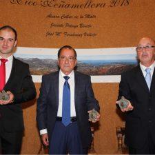 Entregados los premios Pico Peñamellera de Bolos 2018