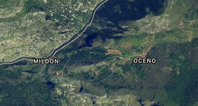 Un pescador resulta herido tras caer al río Cares en Peñamellera Alta