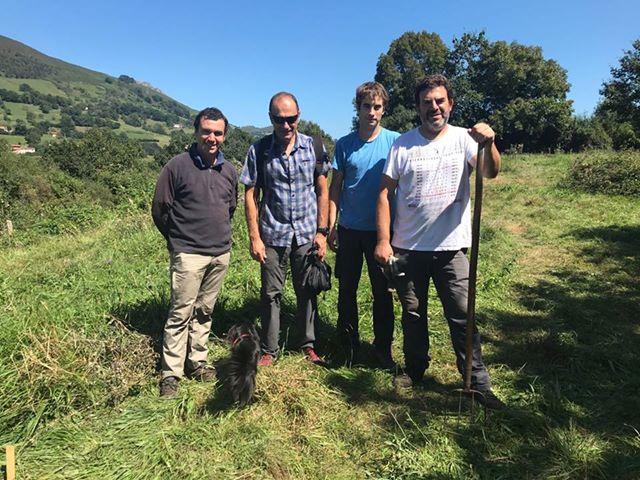 La segunda campaña de excavación en el Castro de Antrialgo (Piloña) comienza el lunes 15 de julio