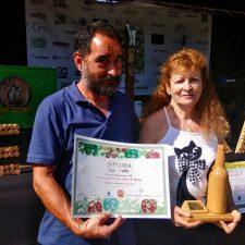 Pepe Ureta y Conchita Díaz ganan el Concurso de Sidra Casera de Piloña