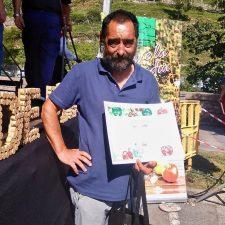 La sidra ye como les muyeres, no hay quien la entienda, dice Pepe Ureta, ganador del concurso de Piloña