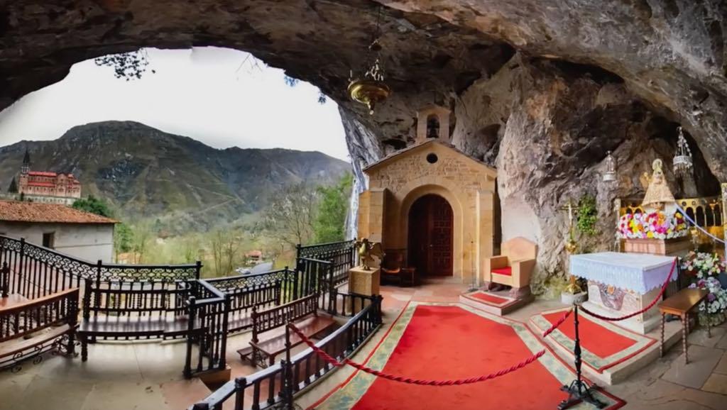 Este viernes comienza el novenario en honor a la Virgen de Covadonga