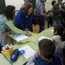 Paula Valero también elige Ponga para abrir el curso escolar y pide acabar con las deficiencias de la escuela rural