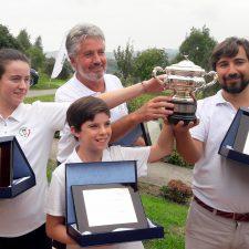 El club La Cuesta de Llanes gana el Torneo de Golf de El Comercio