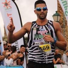 El cabraliego Juanjo Moradiellos gana el Trail de Tinajo (Lanzarote) con una velocidad de vértigo