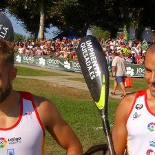 Llorens y Pérez ya sueñan con los podios del Sella y el Campeonato de Europa de Maratón