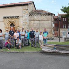 El Programa Actívate de Piloña llega al parque público de Villamayor