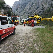 Fallece un montañero al caer en una canal en Tielve (Cabrales)