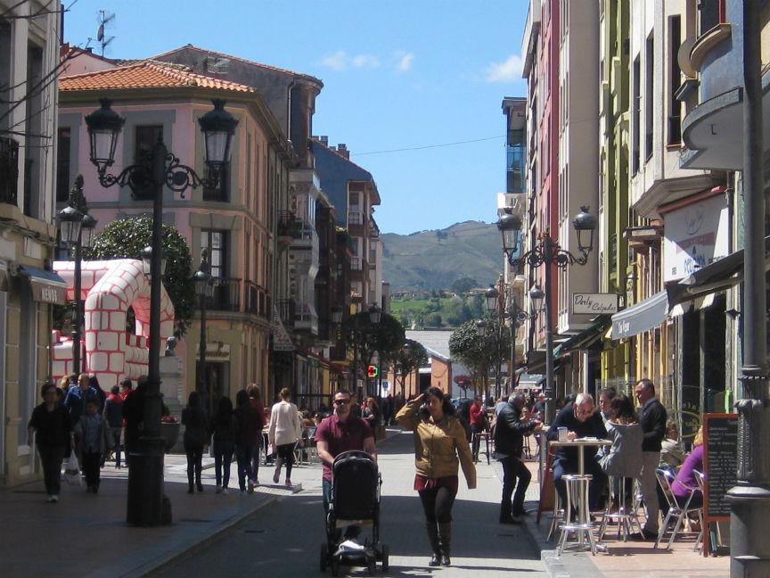 Ribadesella aumenta su población después de ocho años de descensos consecutivos