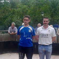 Berto gana en Cabrales en una semana cargada de competiciones de bolos en la comarca
