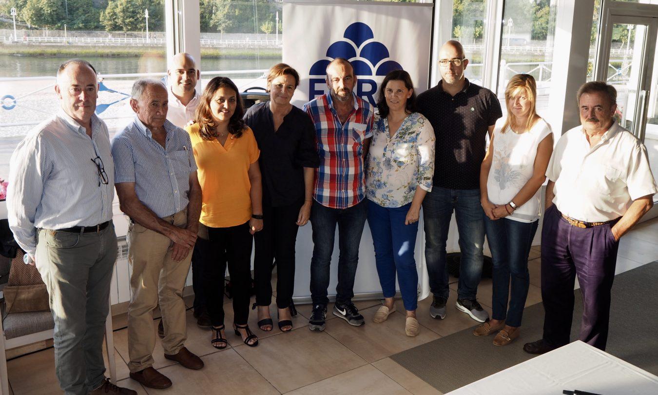 Moriyón aún no aclara el futuro papel de Charo Fernández en el nuevo Foro Asturias