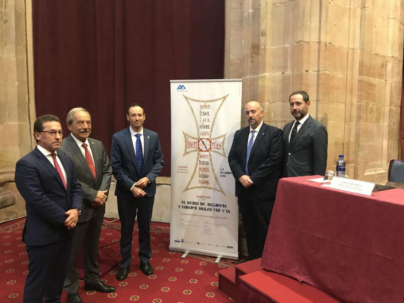 Un simposio internacional analiza el papel del Reino de Asturias en el ámbito europeo