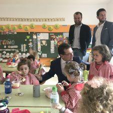 La Escuela Infantil 0-3 de Piloña se abrirá en el primer trimestre de 2019