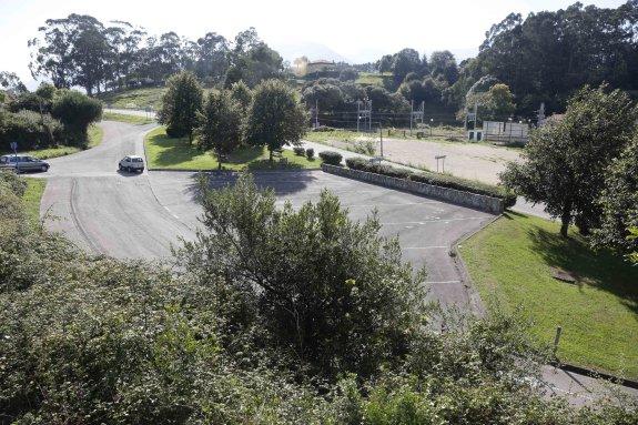 Ciudadanos pide alumbrado público en los aparcamientos de Autocaravanas y Tanatorio de Ribadesella