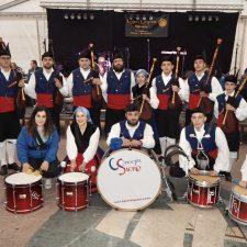 Talleres, desfiles y conciertos en el VII Festival de Bandes de Gaites Villa de Ribeseya