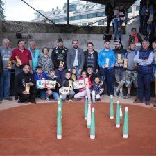La pareja Canteli-Lavandera gana el Memorial Alfonsito de bolos disputado en Infiesto