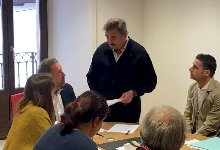Cayetano Pérez-Cubillas nuevo concejal de Foro Asturias en el Ayuntamiento de Colunga