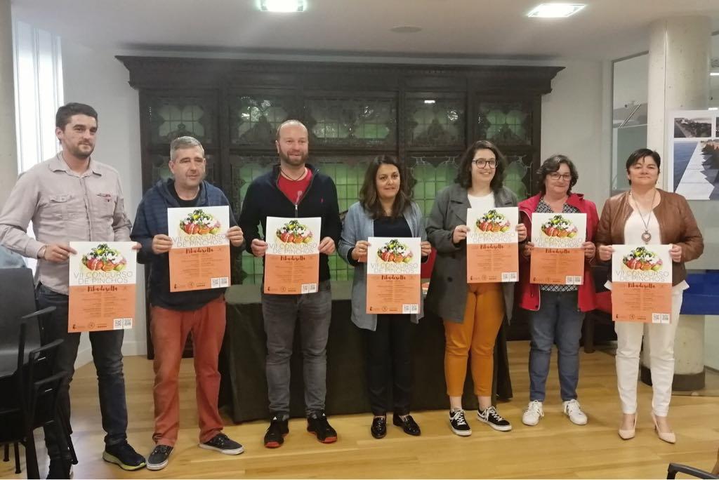 Diez propuestas gastronómicas competirán en el 7º Concurso de Pinchos de Ribadesella