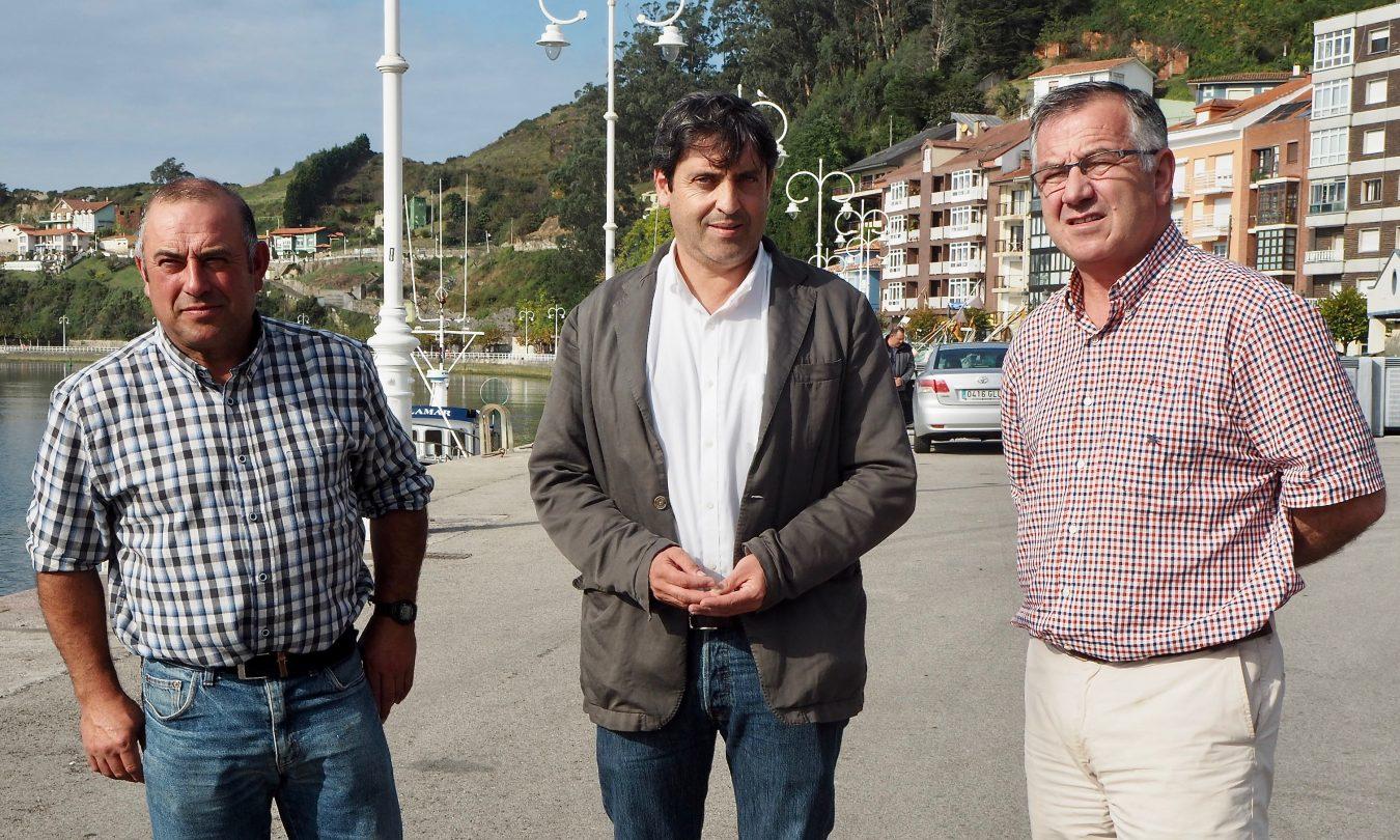 Ribadesella y Bustio piden licencias de angula solo para los pescadores de la mar