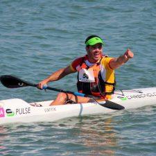 Esteban Medina se proclama Campeón de Europa de Kayak de Mar
