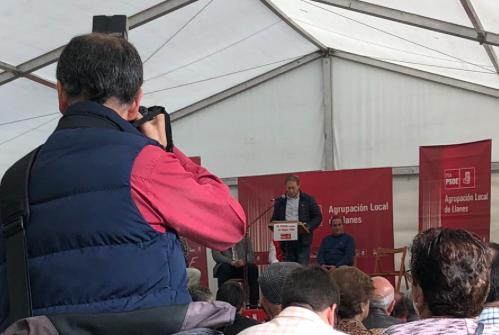 El PSOE de Llanes pide una rectificación para reparar el daño moral que les ha causado el asesinato de Javier Ardines