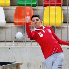 Pablo Fernández jugará las semifinales del Torneo de Navidad de la Peña Reculta