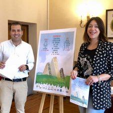 Cangas de Onís acogerá el domingo 7 de octubre el XXIX Día de la Canción Asturiana
